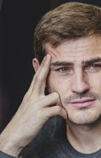 The First Step (Iker Casillas) by kw1479