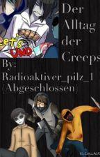 Der Alltag der Creepypastas by Radioaktiver_Pilz_1