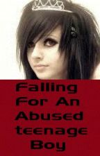 Falling for an Abused teenage boy by britt4321