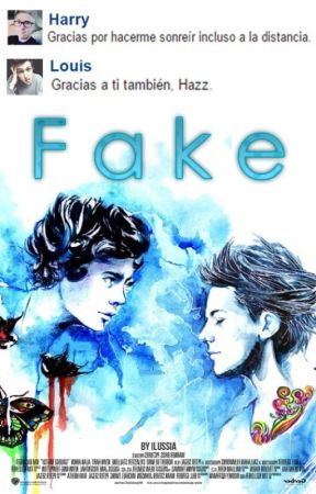 fake ; larry by ilussia