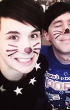Dan&Phil Imagines by saywhutbxtch