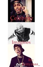 August, Chris, & Tyga Celebrity Imagines by Kenyaaaa_