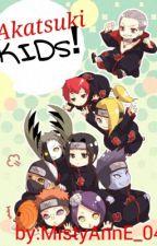 ✔ Akatsuki KiDS! by MistyAnnE_04
