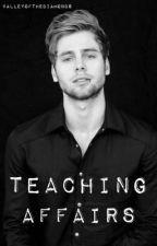 Teaching Affairs || Cake by ValleyOfTheDiamonds