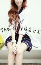 The Shy Girl by kwangyoona