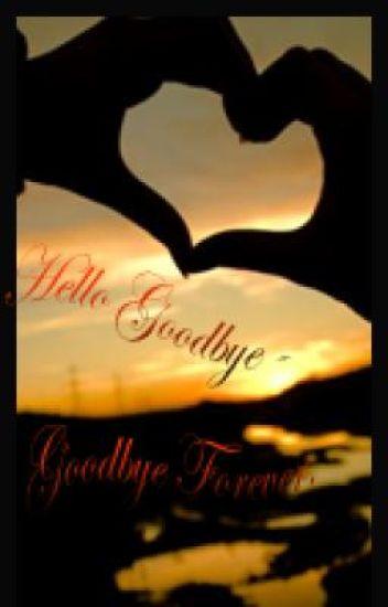Hello Goodbye - Goodbye Forever.  {Short Story}