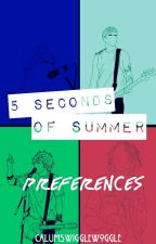 5 Seconds of Summer Preferences by K3nz-Doodl3