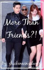 More Than Friends?! (GOT7's Jackson and KARA's Youngji fanfic) by kpopenthusiast