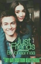 Just Friends . ( A Reyton Story ) by lohaannaa