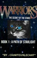 Warriors : A Path of Starlight (A WARRIORS FANFICTION) by CharteuxLeChat