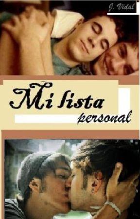 Mi lista personal  (gay/yaoi) by JoseVidal5
