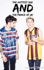 The Hottest Guy and The Prince of UK(Ziall Mpreg) by FandAaDirectioner