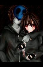 Creepypasta~ Can't See Love 2 by KimiTheKiller