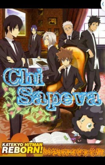 Chi Sapeva(KHR fanfic)