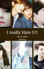 I Really Hate U by shweyibaekyeollie