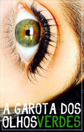 A Garota dos olhos verdes ;;Camren (ta em correção) by vlwjaguar