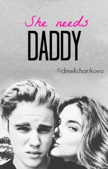 She needs daddy [JBFF]