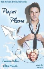 Paper Plane ✘ Cameron Dallas by suiterum