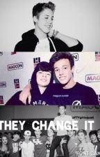 They have change it [Magcon Fanfic] by FTVgirlsquad