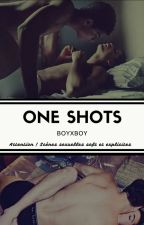 One Shots [BoyxBoy] by _VIKTORYA