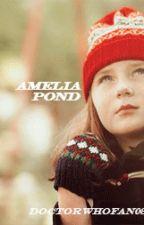Amelia Pond by DoctorWhofan08