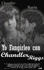 Yo fangirleo con Chandler Riggs by SofiaNP18