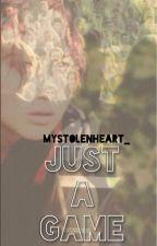 Just a Game {Everlark} by mystolenheart_