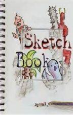 Sketch Book by pinchofpuns4flavor