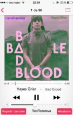 Bad Blood (Hayes Grier) by magconfanficspain