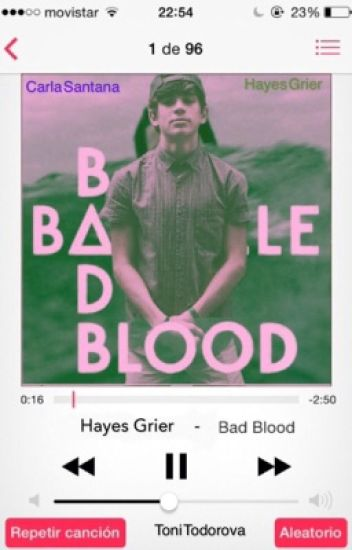 Bad Blood (Hayes Grier)
