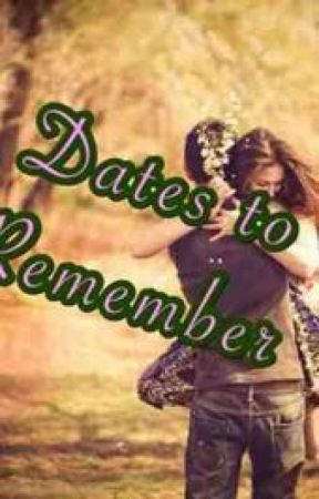 Dates to Remember by shy_girl
