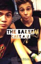 The Baker 》Cake a.u.《 by OfKellicAndCake
