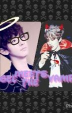 EXO(Angel meets the Vampire) by ExoArdent