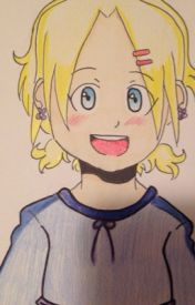 The first time I met you ( Zelda Rockbell x Edward Elric fanfic and FMA fanfic) by TrinityAiken9