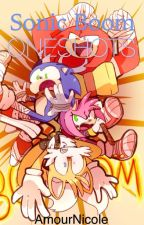 Sonic Boom! x Reader by AmourNicole