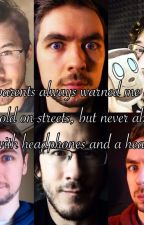 Jacksepticeye x markiplier fanfiction