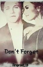 Don't Forget|| Diall || by Fireproof_13