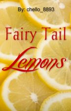 Fairy Tail Lemons by chello_8893