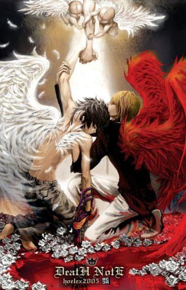 Death Note Yaoi