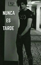Nunca Es Tarde - Bryan Mouque by Rocio_Rendiz