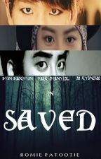 SAVED (BoyxBoy) (Fantasy) by RomiePatootie