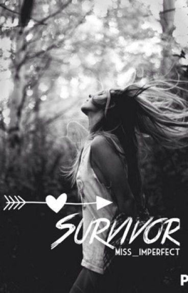 Survivor ➳ Bellamy Blake