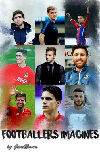 Footballers  Imagines