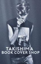 Takishima Book Cover Shop by myuniki