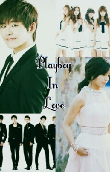 [COMPLETED] Playboy In Love [PINKFINITE]