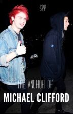 The anchor of Michael Clifford [Muke] by AriannaLongo_