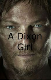A Dixon Girl by anon__mous