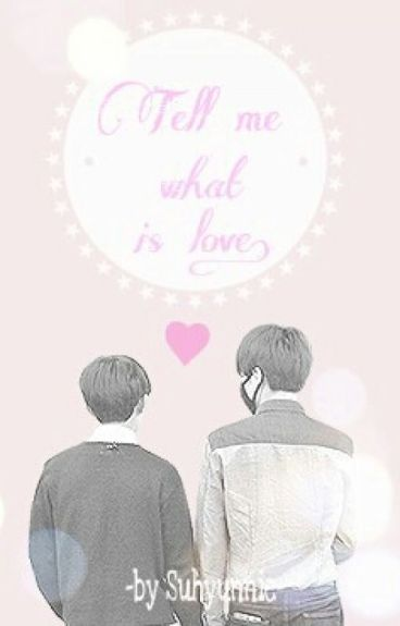Tell me, what is love? [Kaisoo FF]