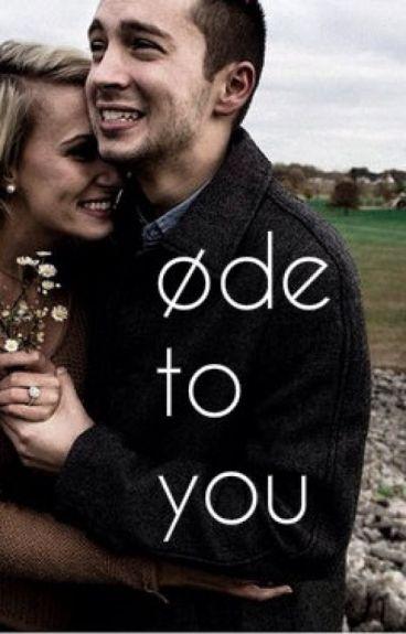 Ode to you- twenty one pilots fanfiction(Tyler Joseph - Jenna Black / Jyler)
