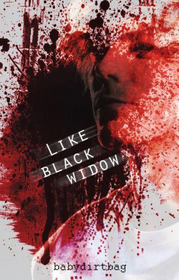 Like Black widow (Larry Stylinson)